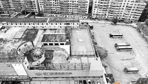 湖滨南长途车站拆完后将建学校,最快2019年9月招生